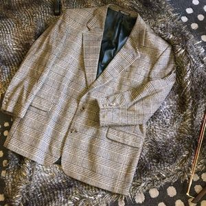 Men's vintage Executive Collection sports coat